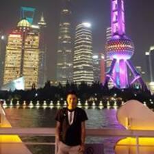 Guang felhasználói profilja