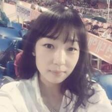 Perfil do utilizador de Miyeon