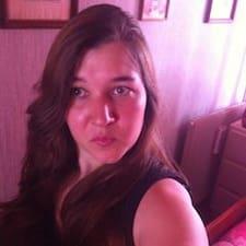 Profil utilisateur de Adélaide