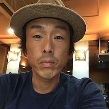 Profil utilisateur de 慎太郎