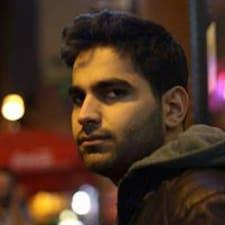 Ayhan felhasználói profilja
