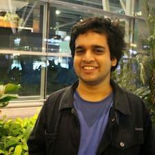 โพรไฟล์ผู้ใช้ Bhargava