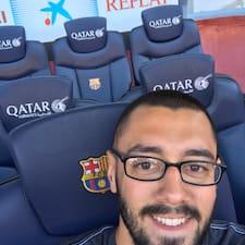 Notandalýsing Juan