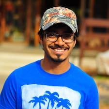 Rajarshi - Uživatelský profil