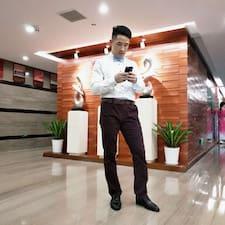 Profil utilisateur de Jianhui