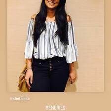 Shefanica - Uživatelský profil