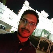 Neeraj felhasználói profilja