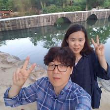Sooyoung felhasználói profilja