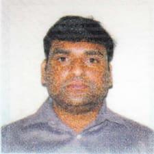 Profil Pengguna Kartheek