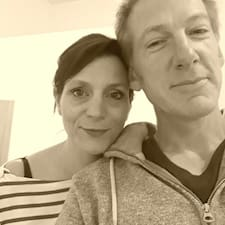 Användarprofil för Laurent & Erika