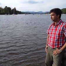 Shafi User Profile