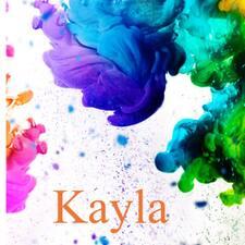 Kayla的用户个人资料