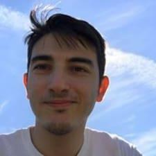 Användarprofil för Matteo Tommaso