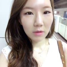 Профіль користувача Yewon