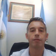 Sergio Daniel felhasználói profilja