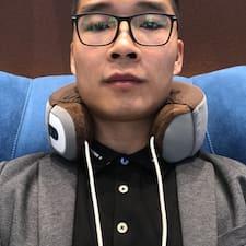 Henkilön Jianguo käyttäjäprofiili