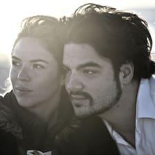 โพรไฟล์ผู้ใช้ Ana & David