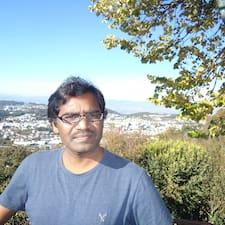 Vidyasagar - Uživatelský profil