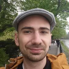 Användarprofil för Bogdan