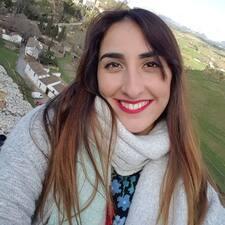 Carmen - Uživatelský profil