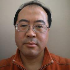 Henkilön Jianjun käyttäjäprofiili