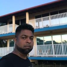Profil utilisateur de Chandrakumar