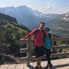 Alexandra & Jarod felhasználói profilja