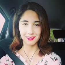 Paloma felhasználói profilja