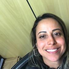 Profil utilisateur de Ângela Tereza