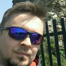 Användarprofil för Marcin