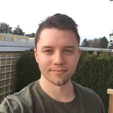 Joakim felhasználói profilja