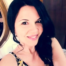 Profil Pengguna Maria Lucia