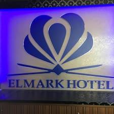 Perfil do utilizador de Elmarkhotel