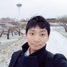 Nutzerprofil von Joon