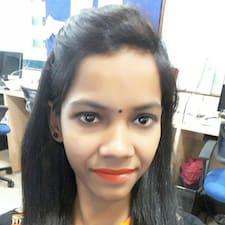 Aparna - Uživatelský profil