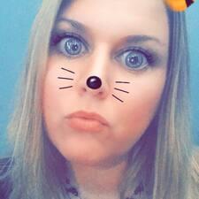 Profil utilisateur de Katie
