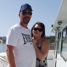Andrew & Josette User Profile