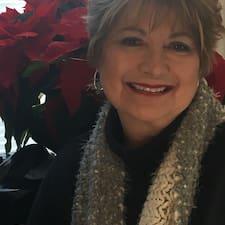 Henkilön Joan käyttäjäprofiili