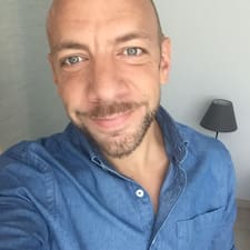 Gebruikersprofiel Sébastien
