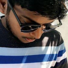 Perfil de usuario de Akhil