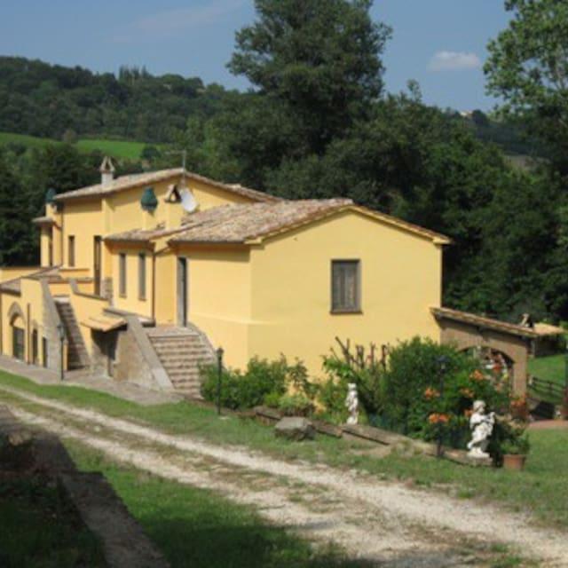 Guidebook for Sermugnano, Castiglione In Teverina
