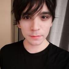 Héctor felhasználói profilja