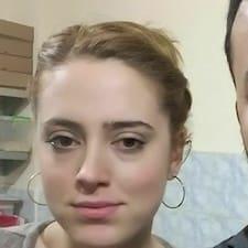 Nutzerprofil von Tuğçe