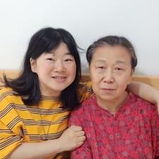 淳娟的用戶個人資料