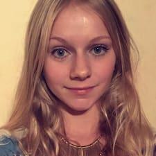 Perfil do usuário de Chloe