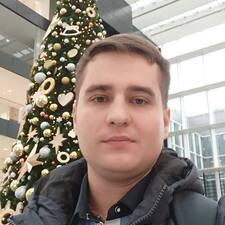 Henkilön Максим käyttäjäprofiili