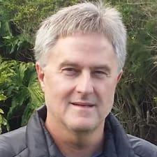 Lourens felhasználói profilja