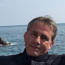 Henkilön Gianpaolo käyttäjäprofiili