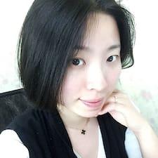 Användarprofil för Xue