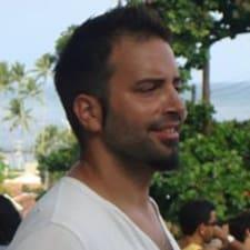 Profil korisnika Antonio Roméo
